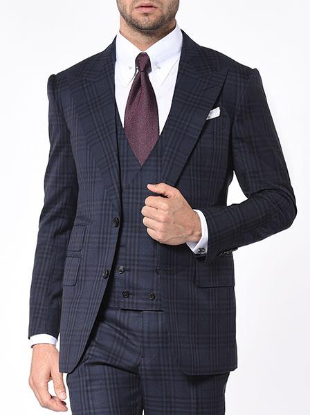 Custom Suits Handmade in Our Bespoke Workshop