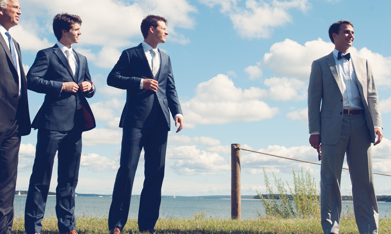 Mens Wedding Suit Guide from Michael Andrews Bespoke
