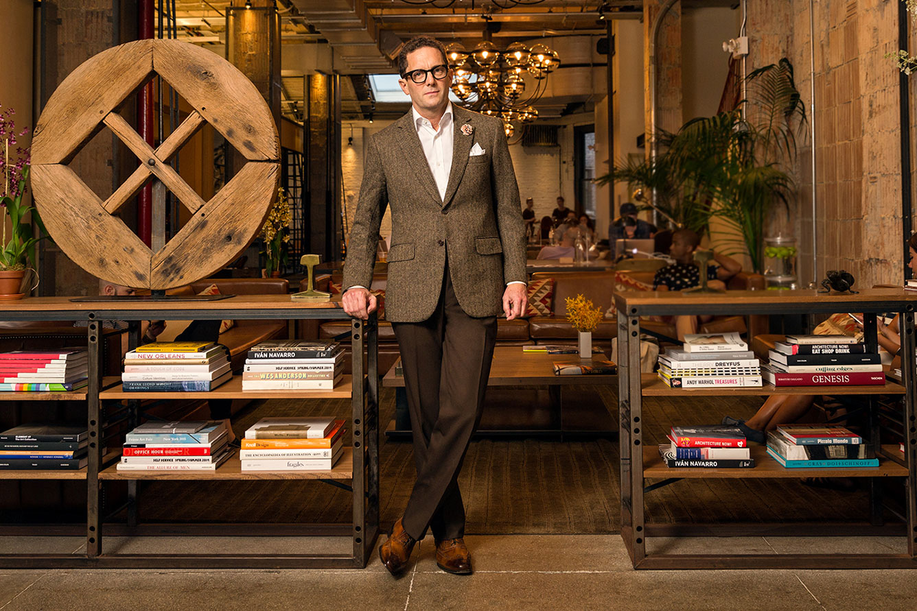 Michael Andrews Four C's of Bespoke Client