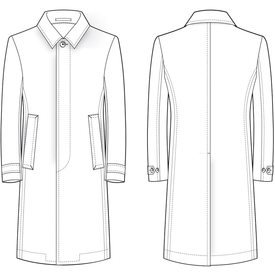 Bespoke Car Coat Dress Coat Styles