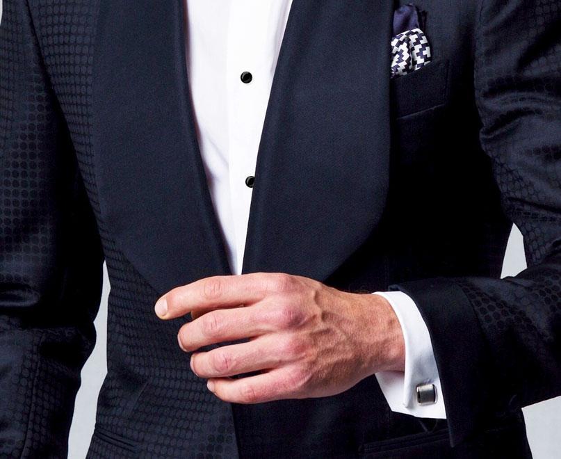 Tuxedo shirts and accessories for Tuxedo shirt no studs