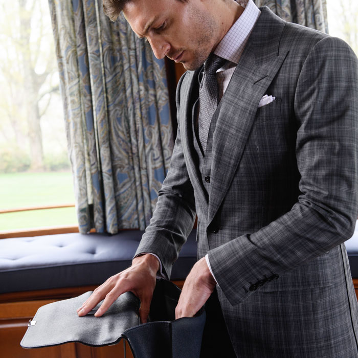 Dressing for Success from Michael Andrews Bespoke