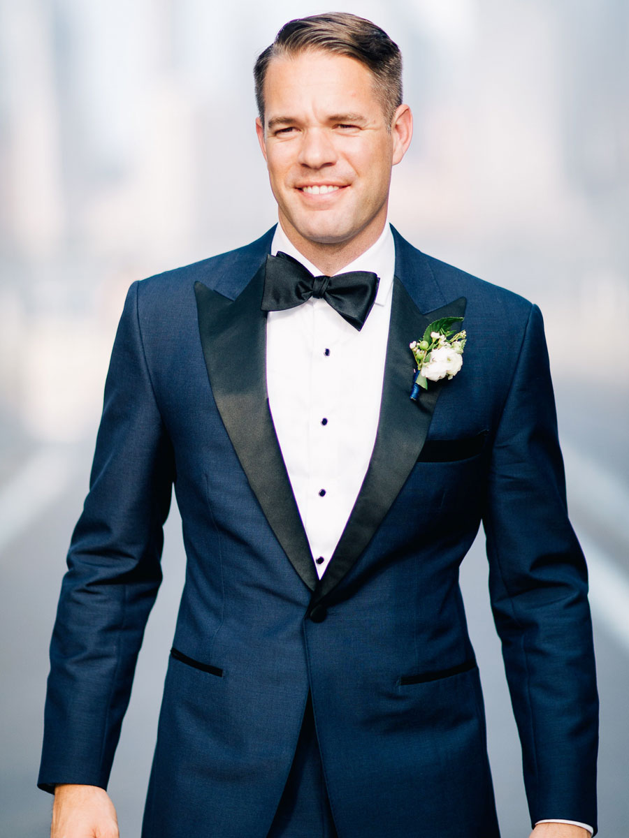 Michael Andrews Bespoke Custom Wedding Suits and Tuxedos