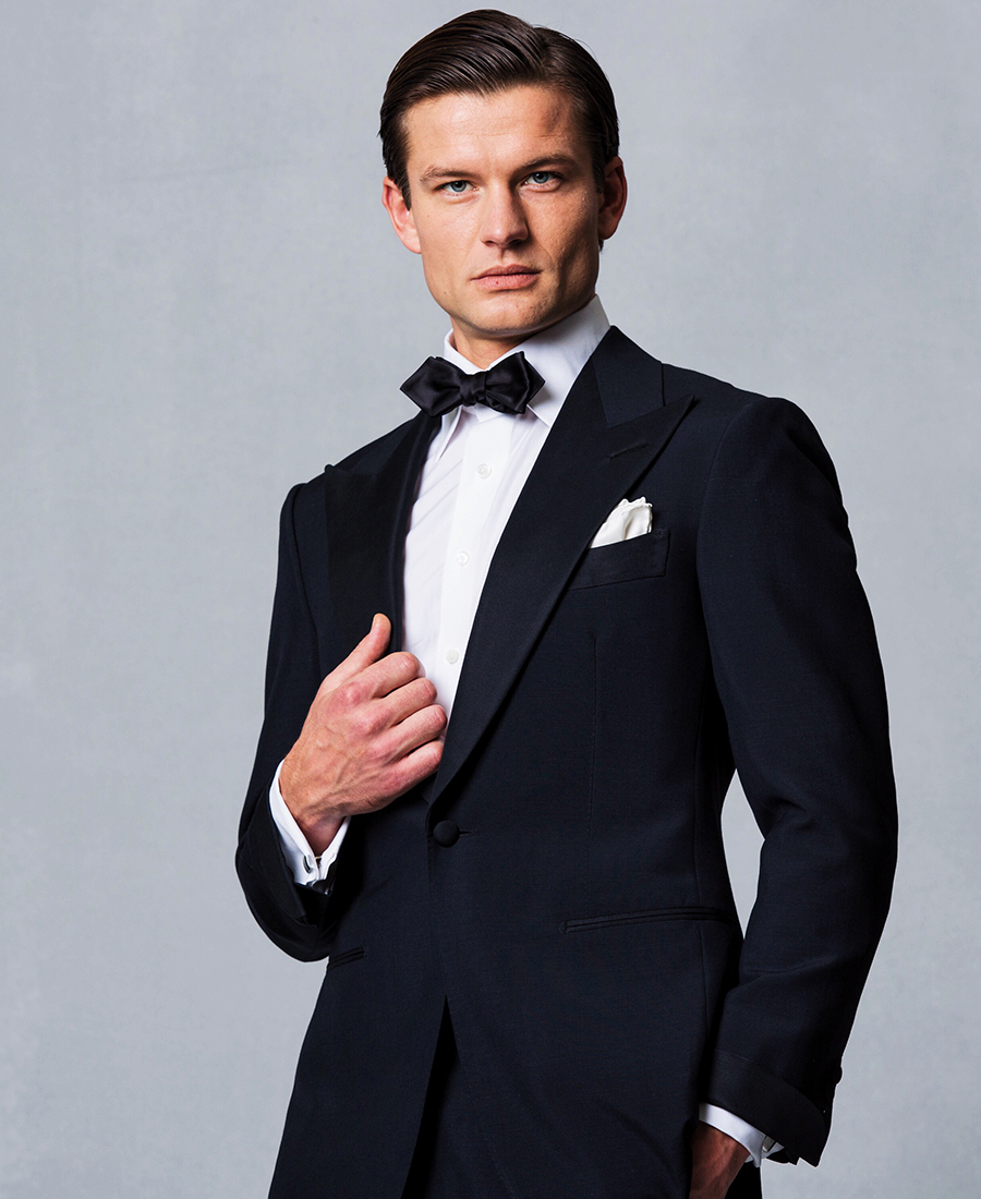 Dressing for the Occasion - Black Tie