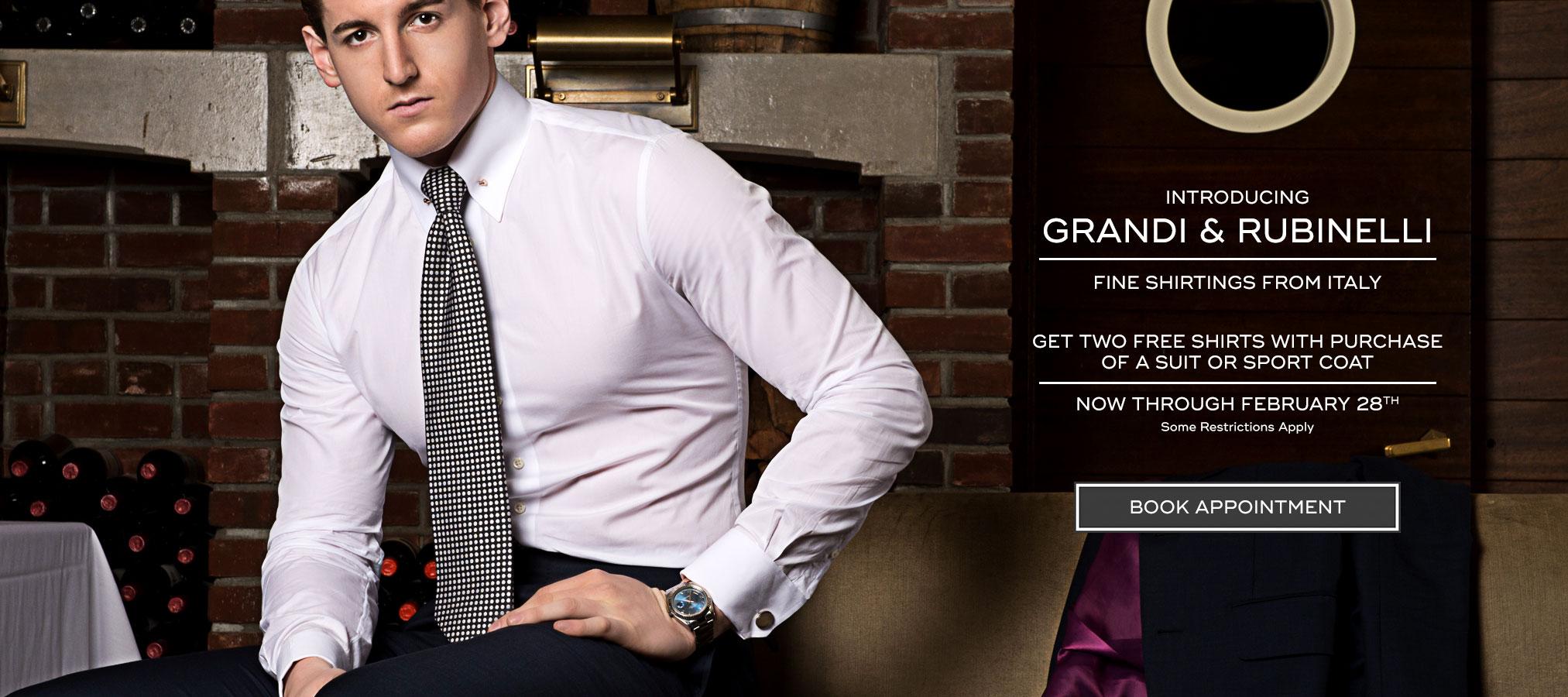 Michael Andrews Bespoke Suits