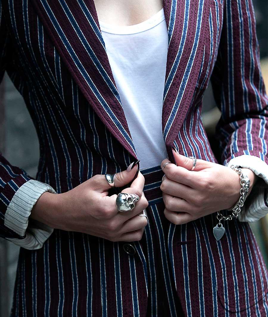 eb33770bf Women's Bespoke from New York's Premier Custom Tailor