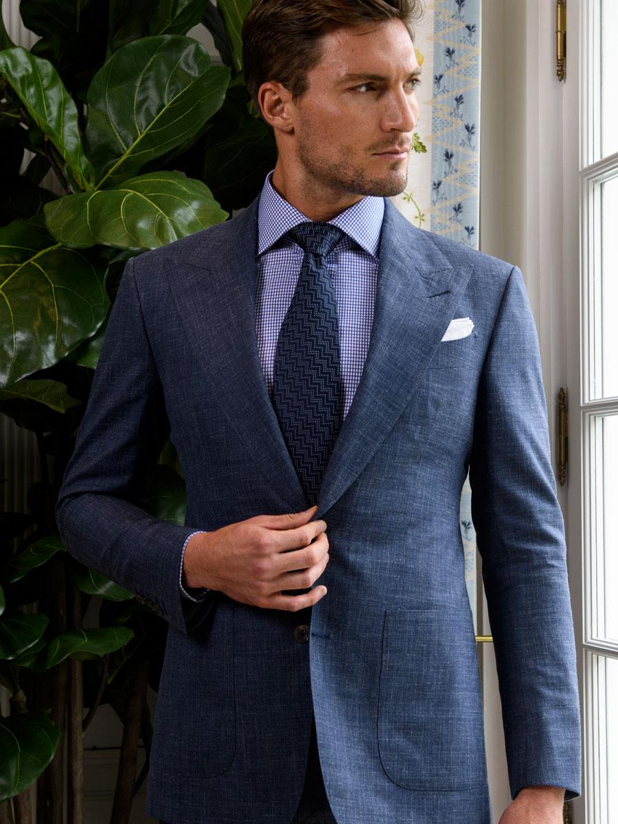 e1759b97ee New York's Premier Custom Tailor - Michael Andrews Bespoke