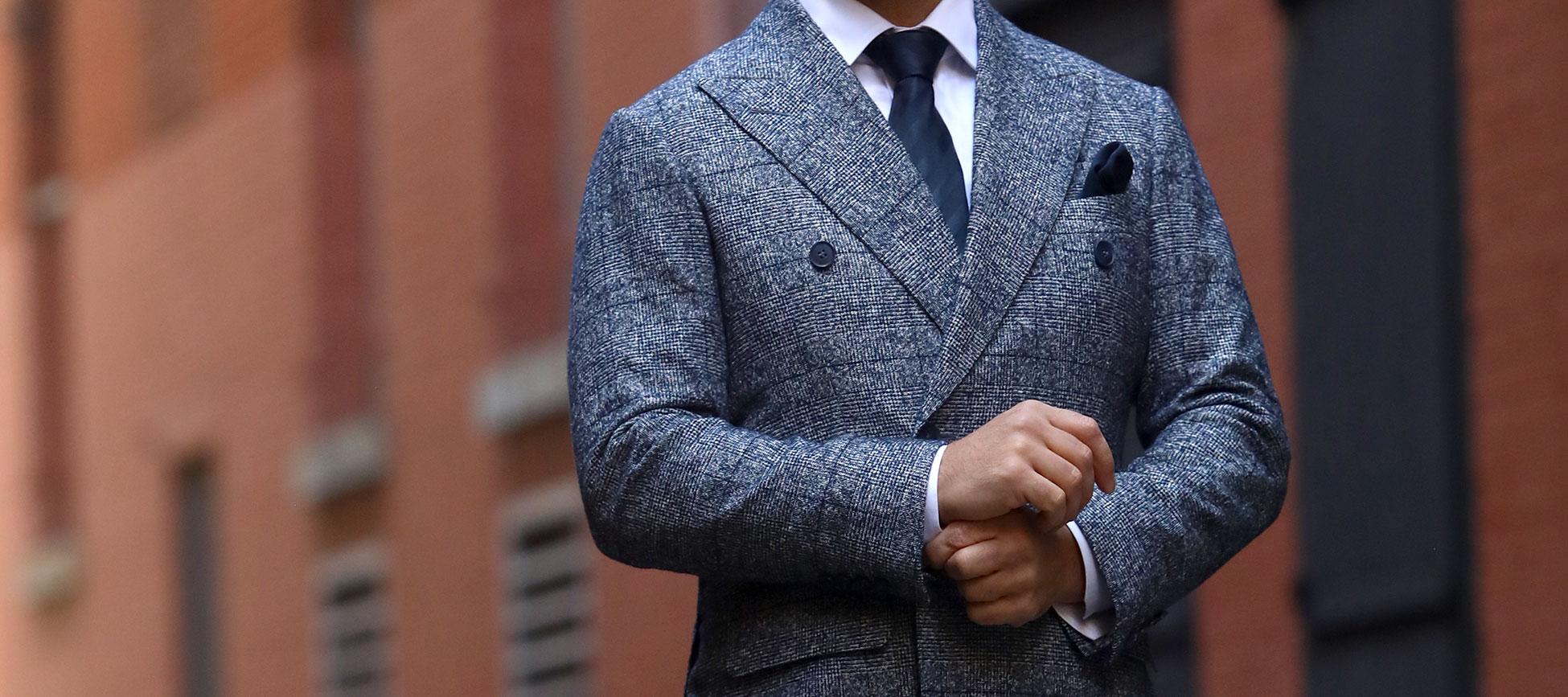 Custom Suit Experience
