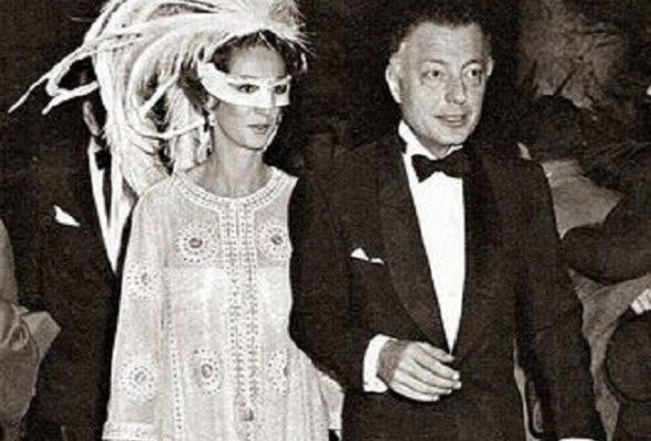 Agnelli Capote Party
