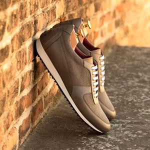 Grey Two-Tone Corsini Sneaker