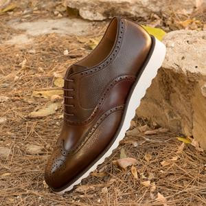 Brown Full Brogue
