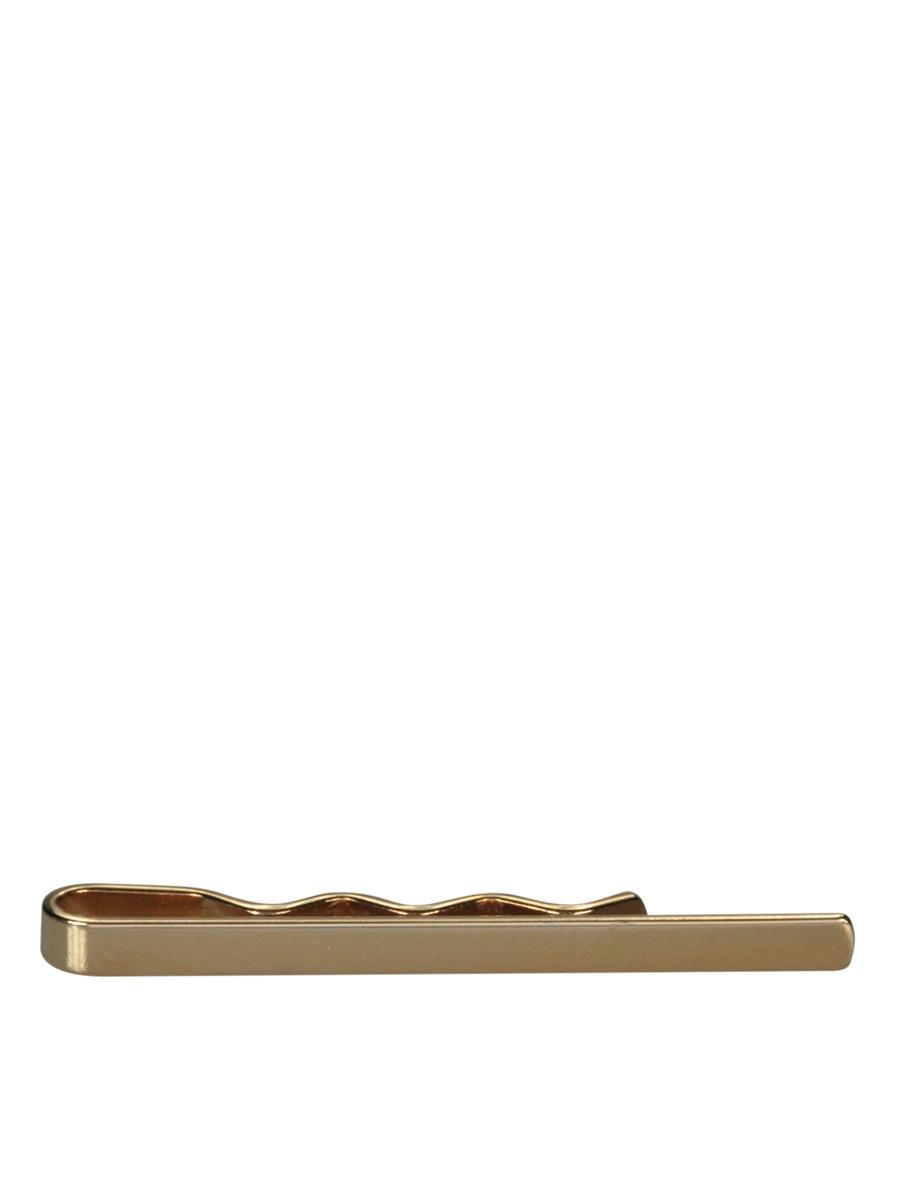 ROSE GOLD PLATED RHODIUM TIE BAR (2