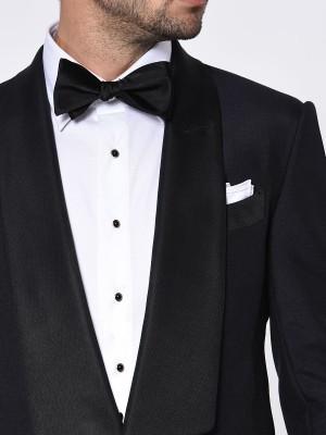 Midnight Tonik Mohair Signature Bespoke Tuxedo