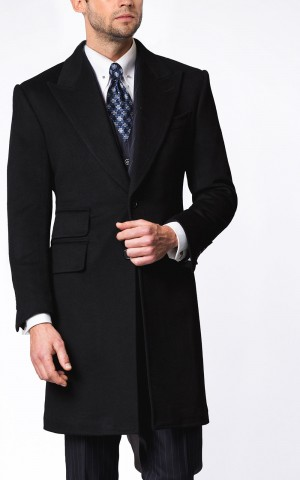Midnight Signature Bespoke Overcoat