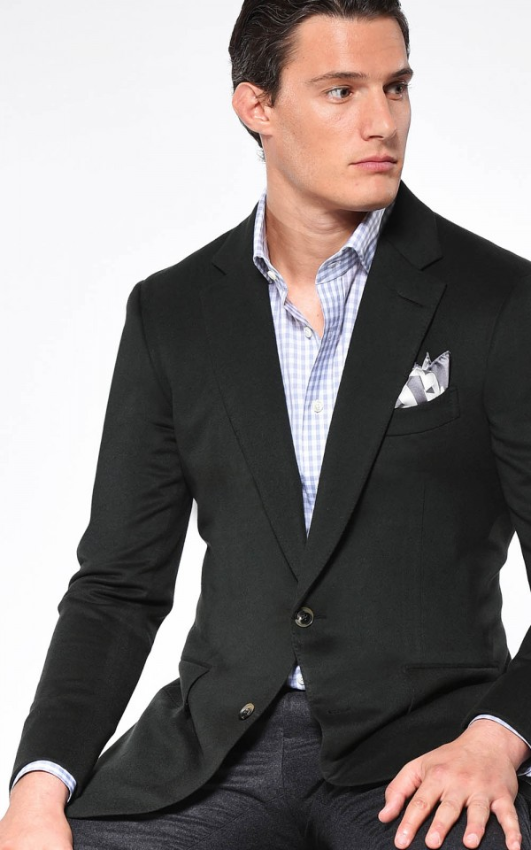 Forest Green Classic Bespoke Sport Coat