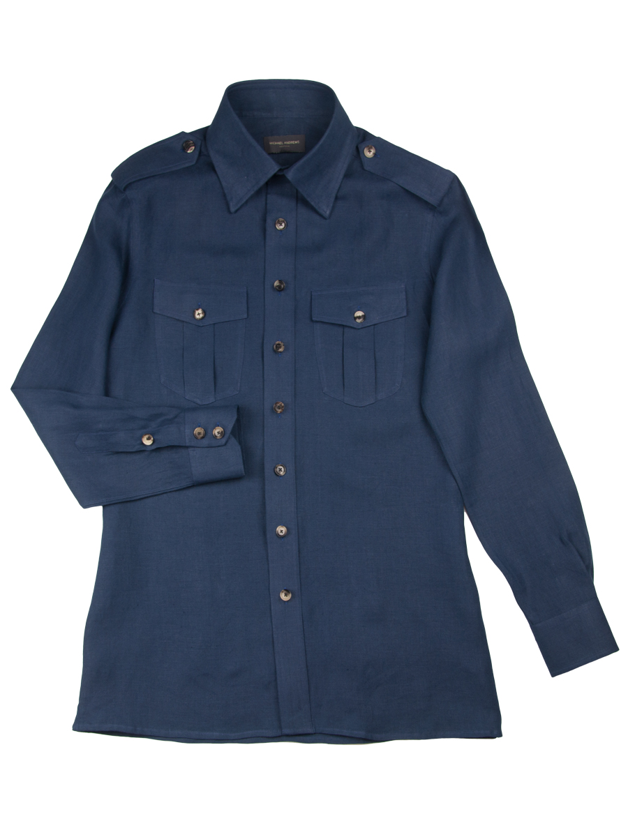Find great deals on eBay for navy blue linen shirt. Shop with confidence.