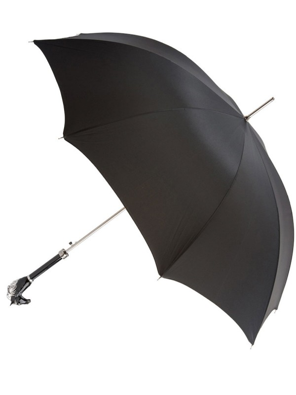 Black Horse Head Umbrella