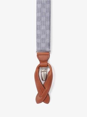 Lennon Navy Suspenders
