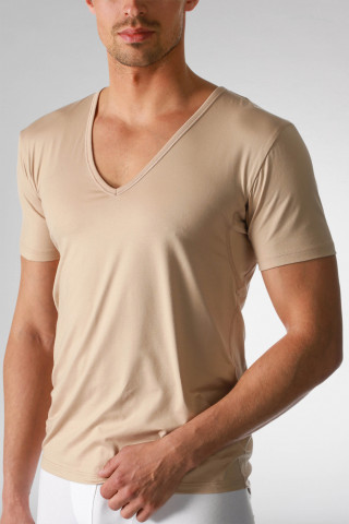 Mey Large V-Neck T-Shirt