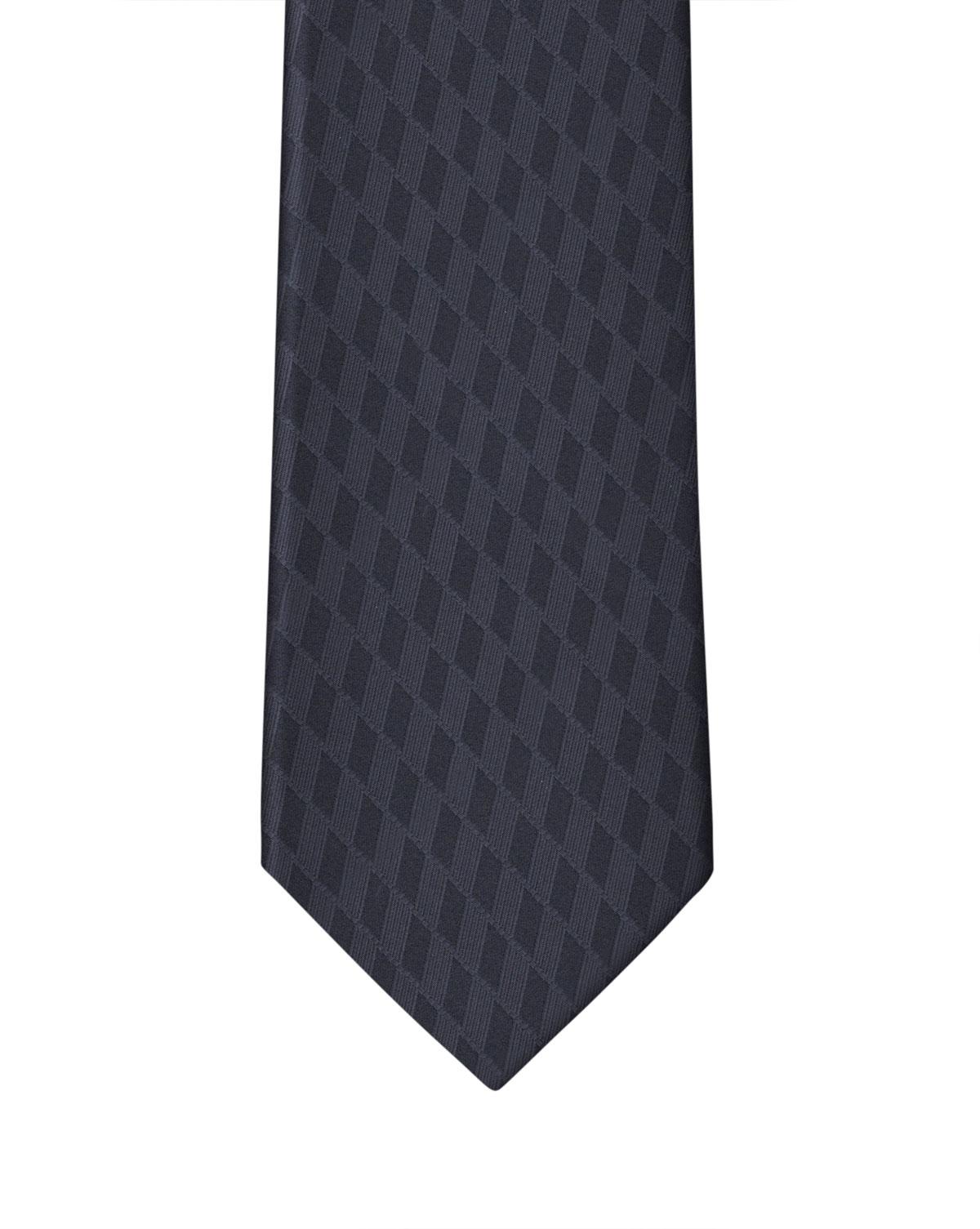 Navy Solid Necktie