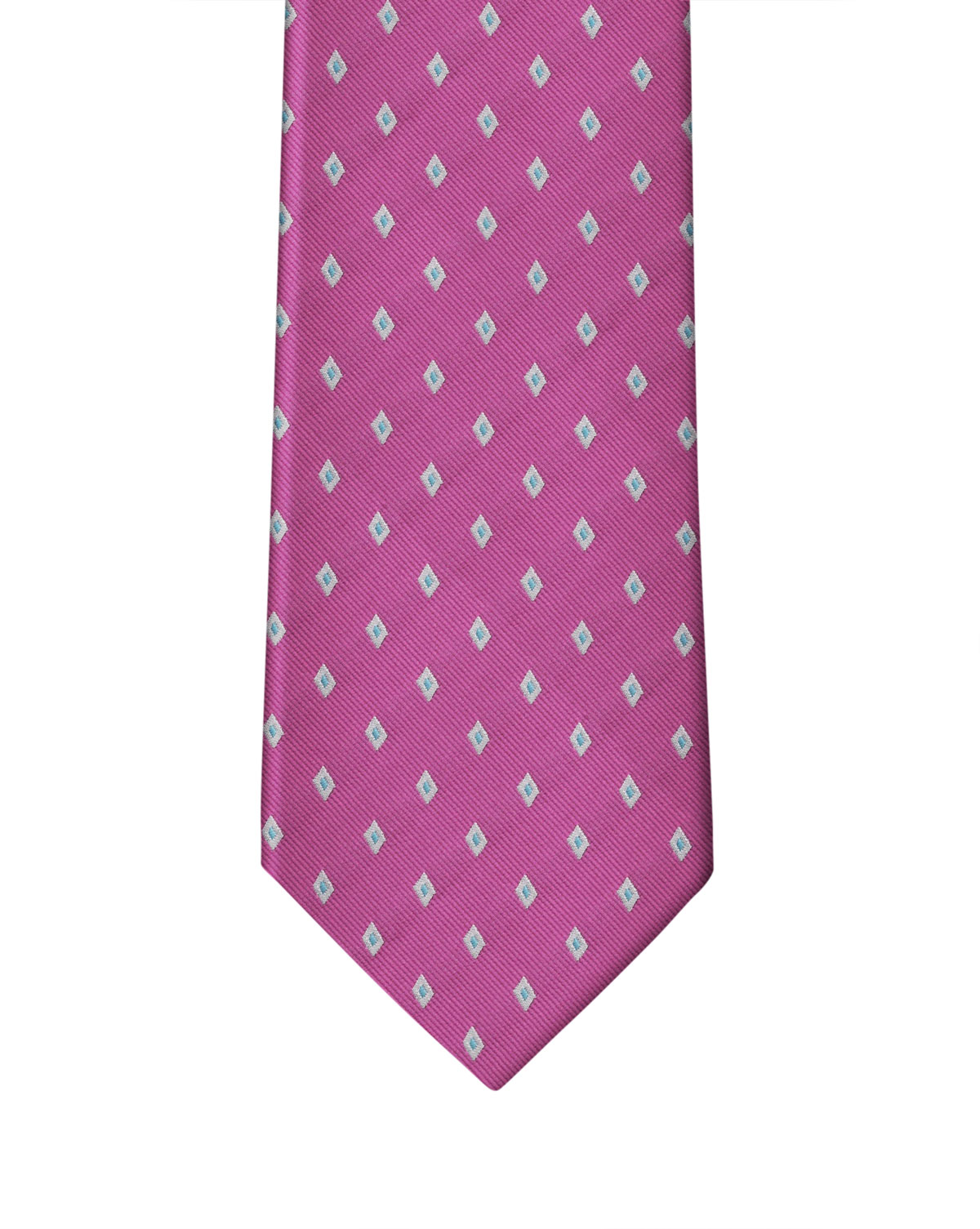 Pink Diamond Neat Necktie