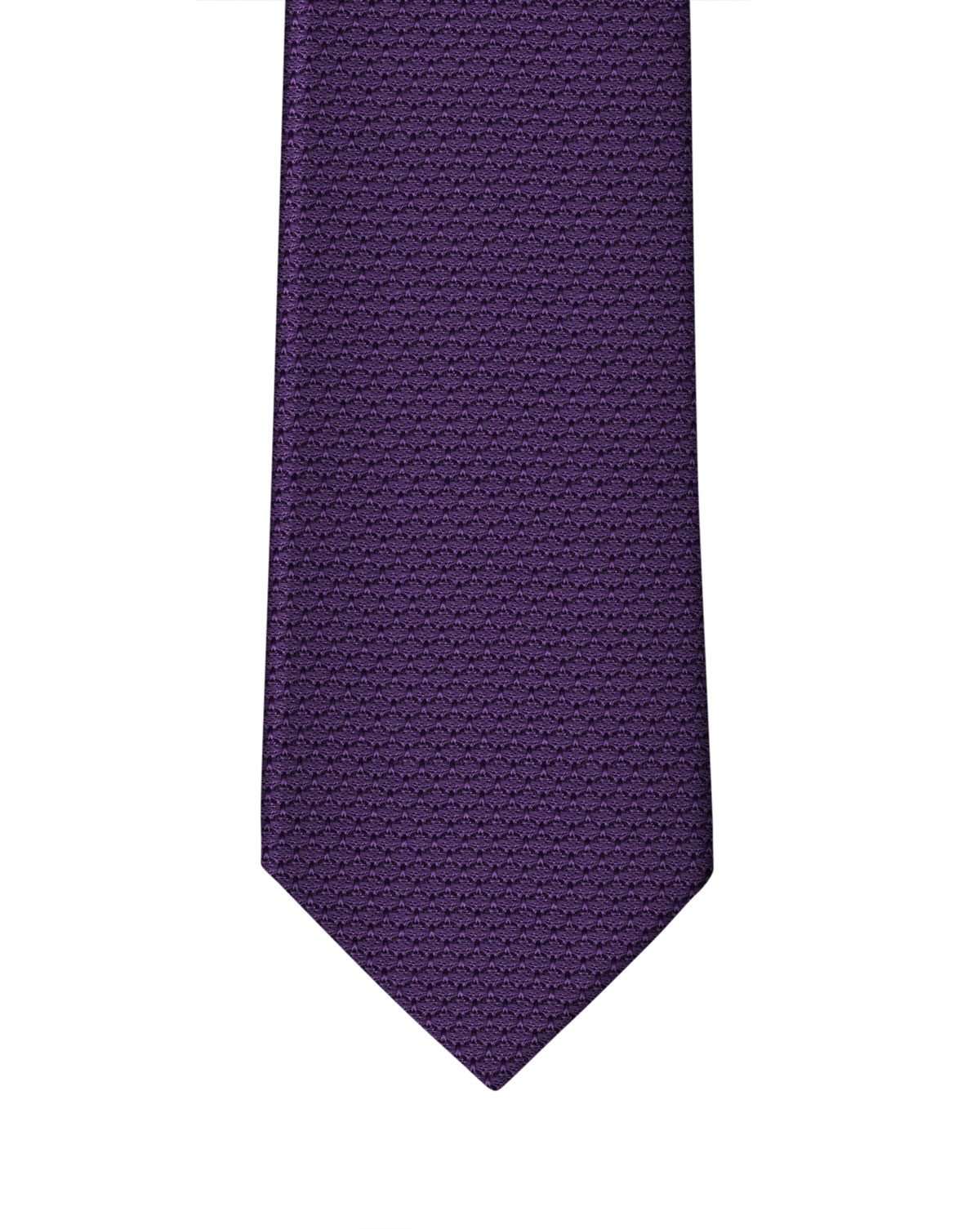 Purple Grenadine Necktie