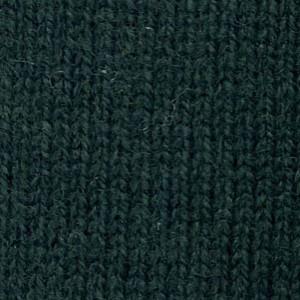 Bottle Green Cashmere 1/4 Zip Mock Sweater