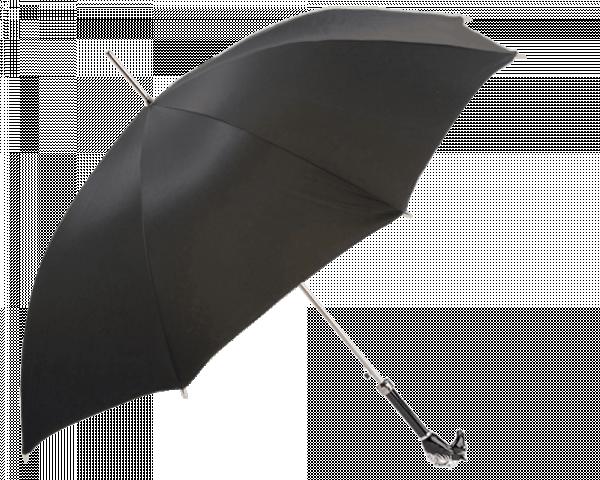 Black Horse Head Umbrella