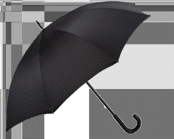 Black Mini Galles Black Padded Leather