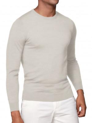 Calico Cashmere Crew Neck Sweater