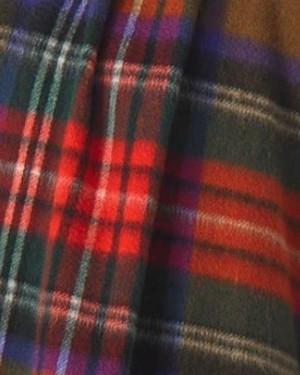 Crocket Stewart Modern Stewart Cashmere Stole