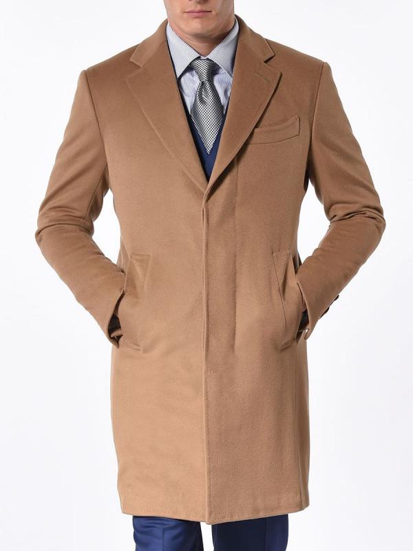 Pure Camelhair Classic Overcoat
