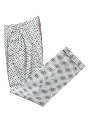 Blue Dot Pajama Pants