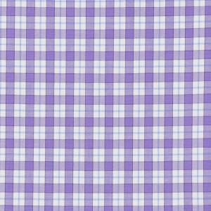 Purple Check Zephyr Shirt
