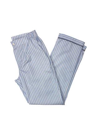 Light Blue Stripe Pajama Pants