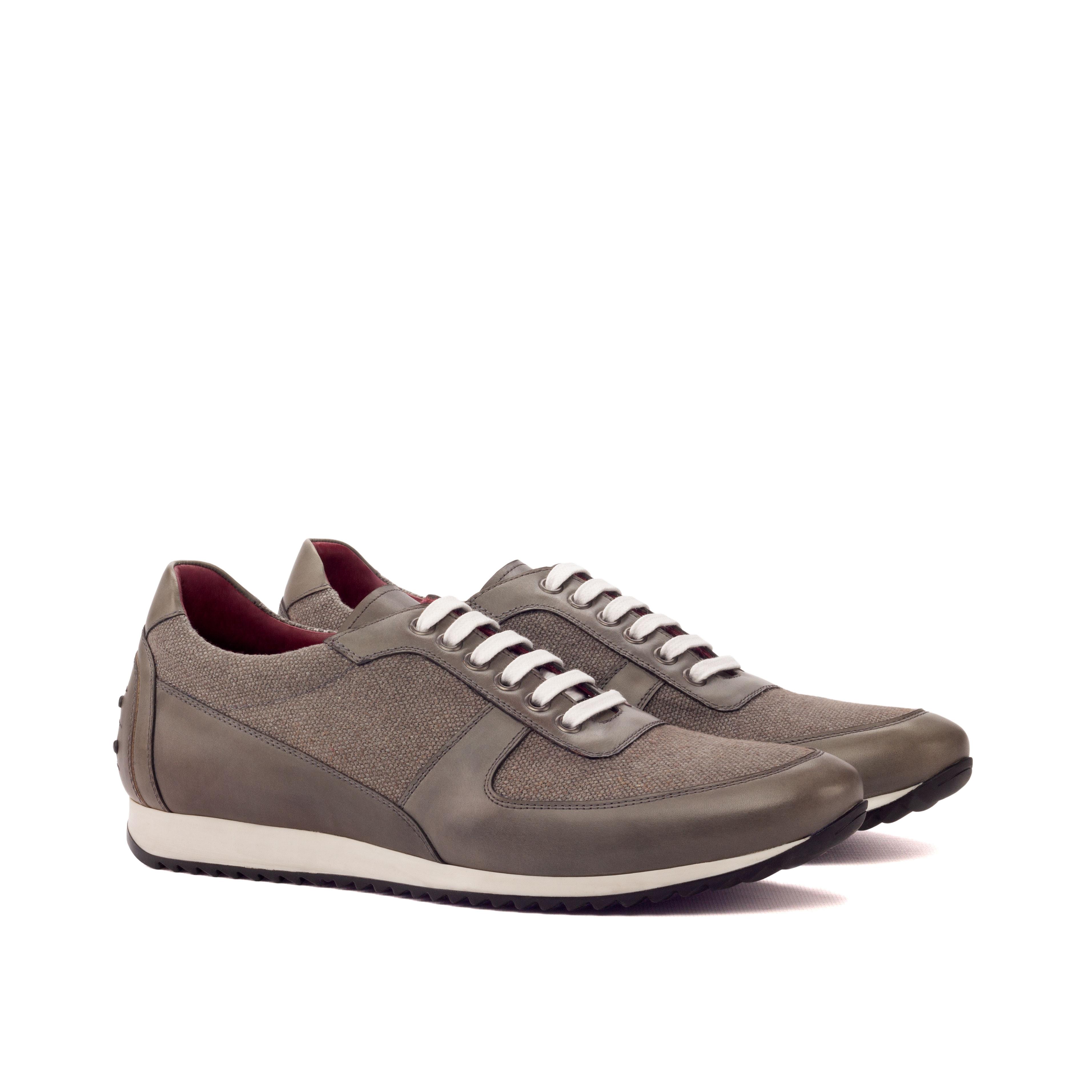 Grey Two-Tone Corsini Sneaker