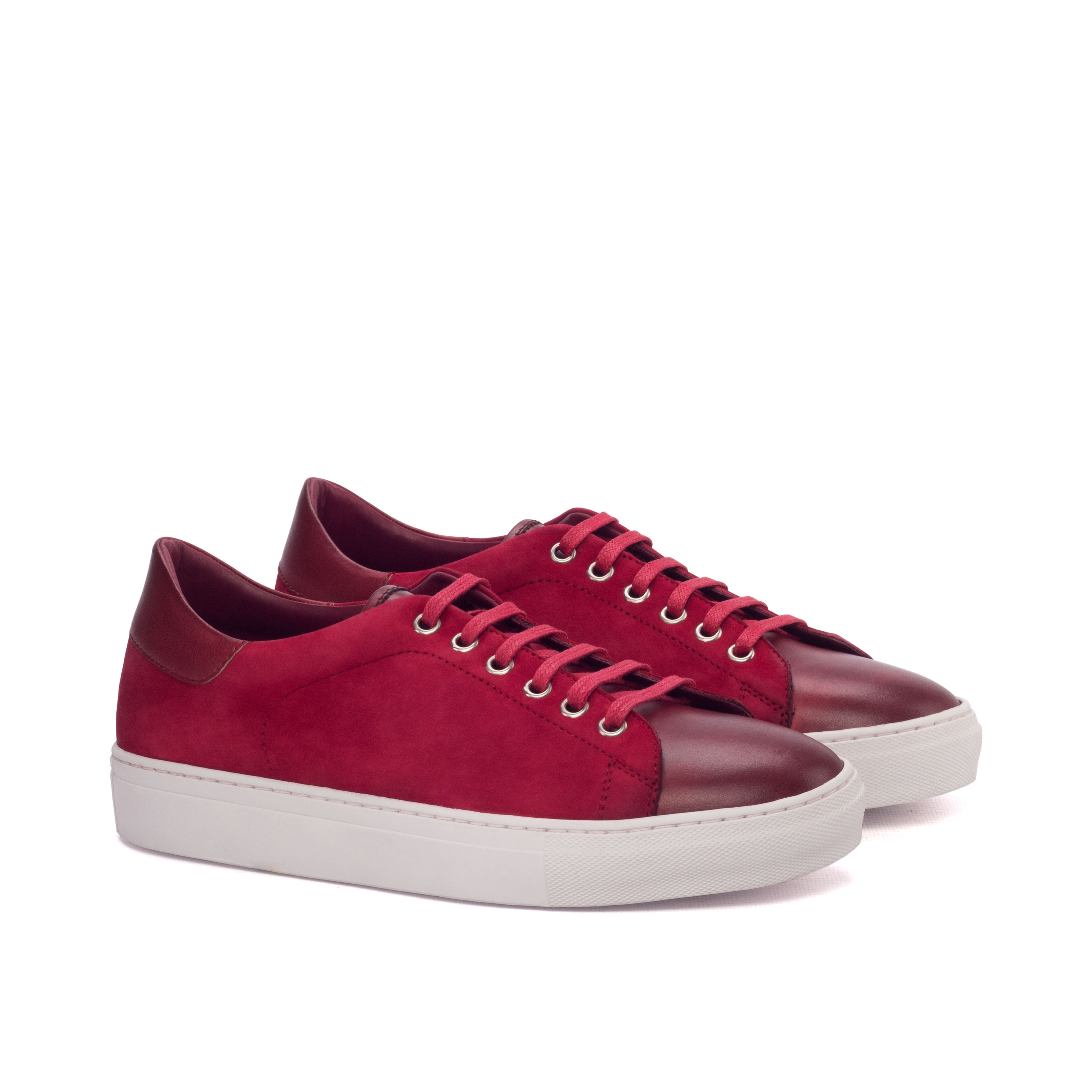 Red Two-Tone Trainer