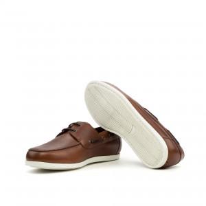 Brown Calf Classic Boat Shoe