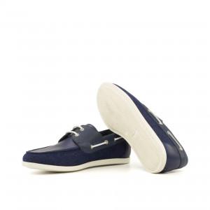 Blue Calf Classic Boat Shoe