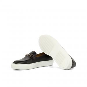 Black Box Calf Belgian Sneaker