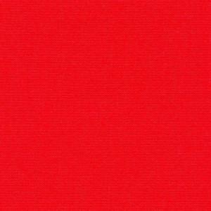 Bespoke Car Coat in Red Ventile