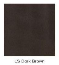 Dark Brown Lamb Suede Overshirt