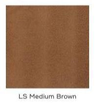 Medium Brown Lamb Suede Overshirt