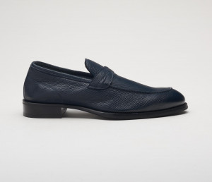 Firenze Navy Men's Loafers