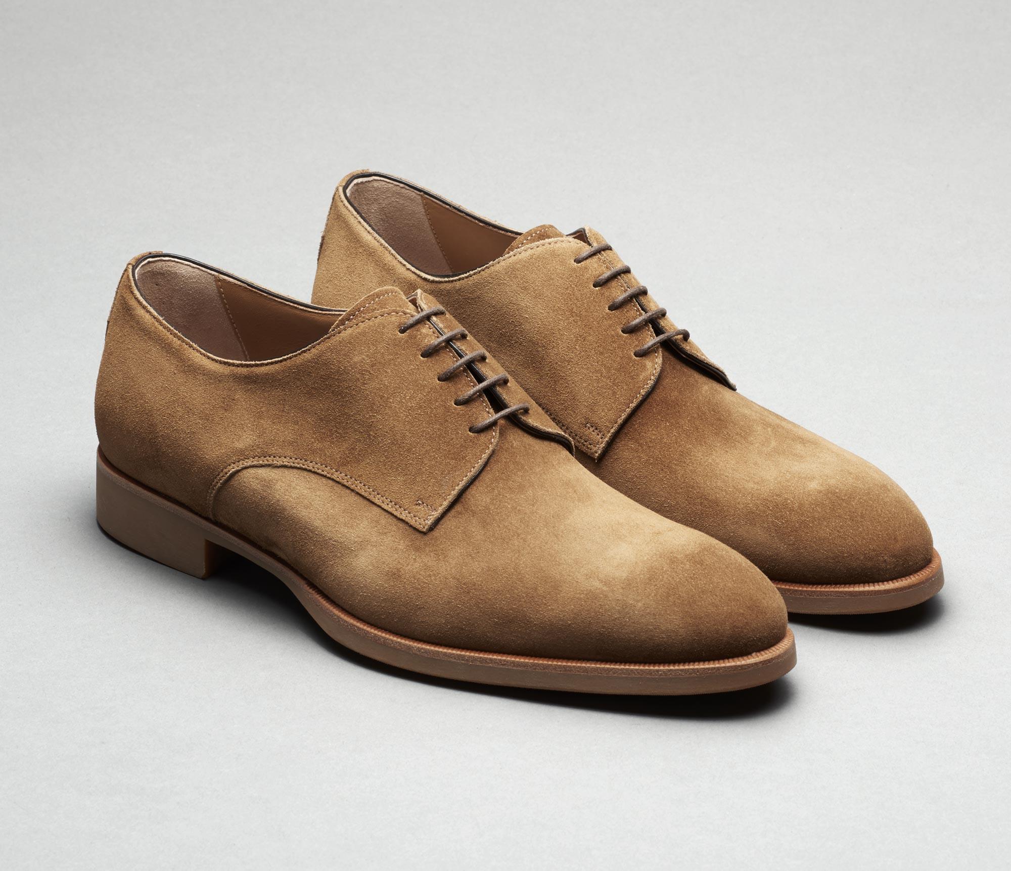 Breno Sigaro Men's Derby Shoes