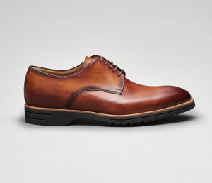Breno Marmo Men's Derby Shoes