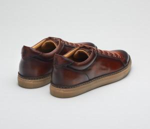 Binetto Melograno Men's Dress Sneaker