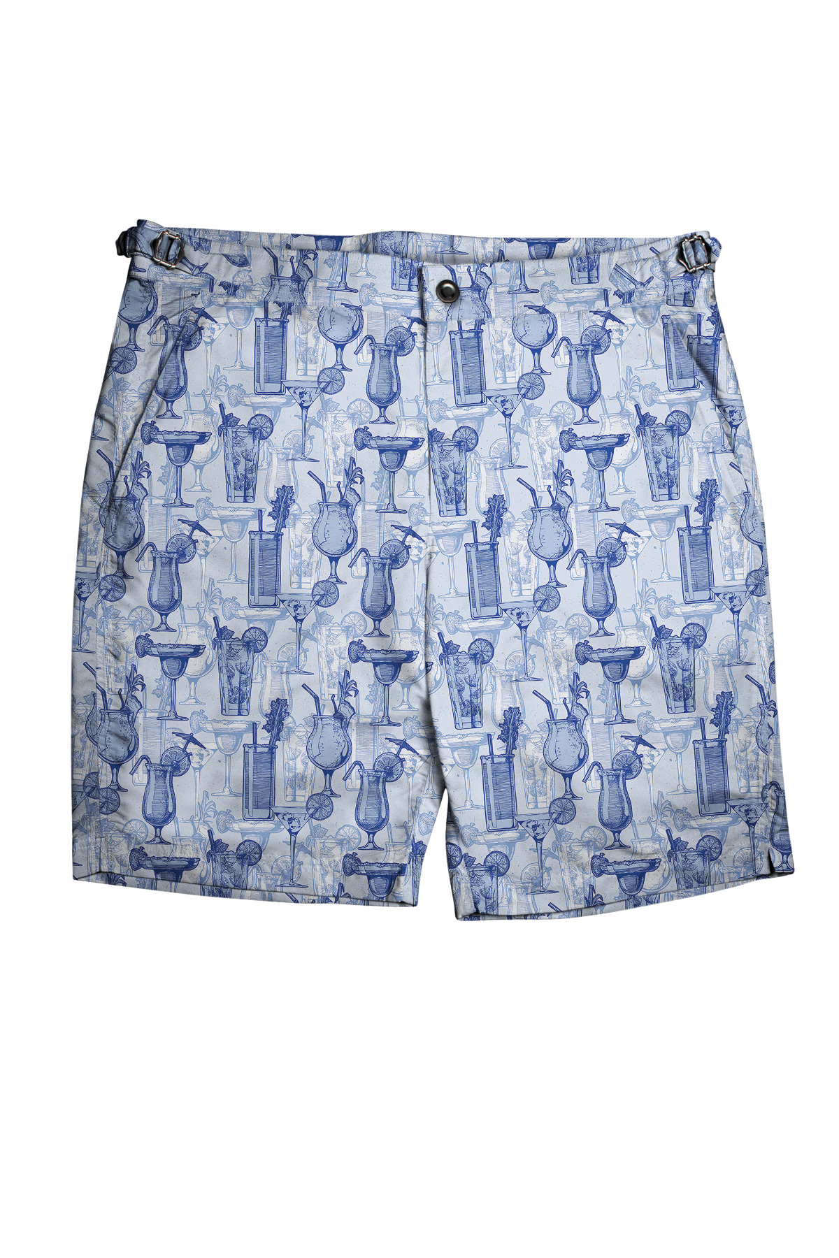 Cocktail Hour Swim Shorts